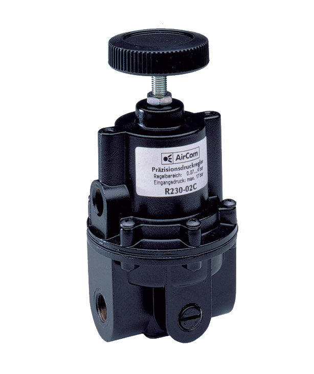 Aircom 187 Pressure Regulators 187 Precision 187 R230 Protect Air